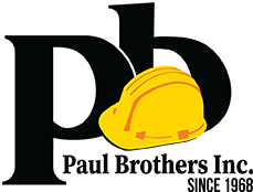 Paul Brothers Inc. Logo